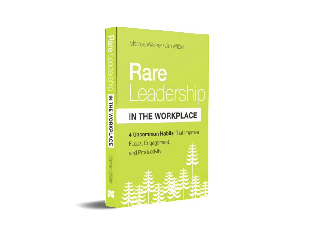 Leadership Book: Rare Leadership in the Workplace