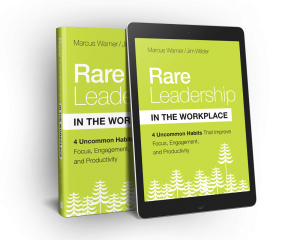 Rare Leadership in the Workplace book and ebook